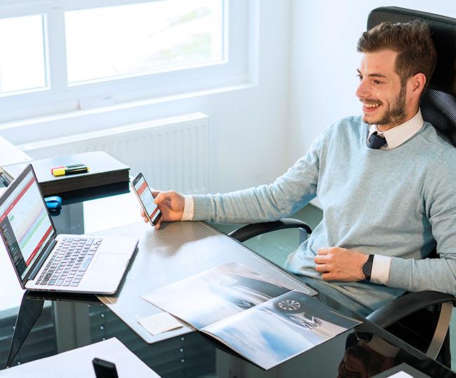 Handwerkersoftware-Zeiterfassung-Kundenmeinung-Robin-Haerdter Meinungen