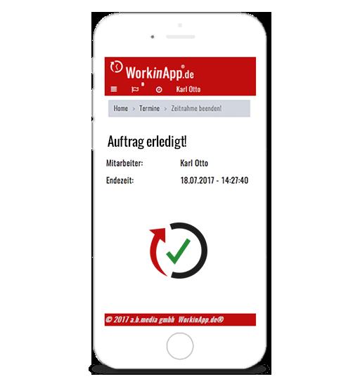 Handwerkersoftware-Zeiterfassung-Auftrag-stoppen